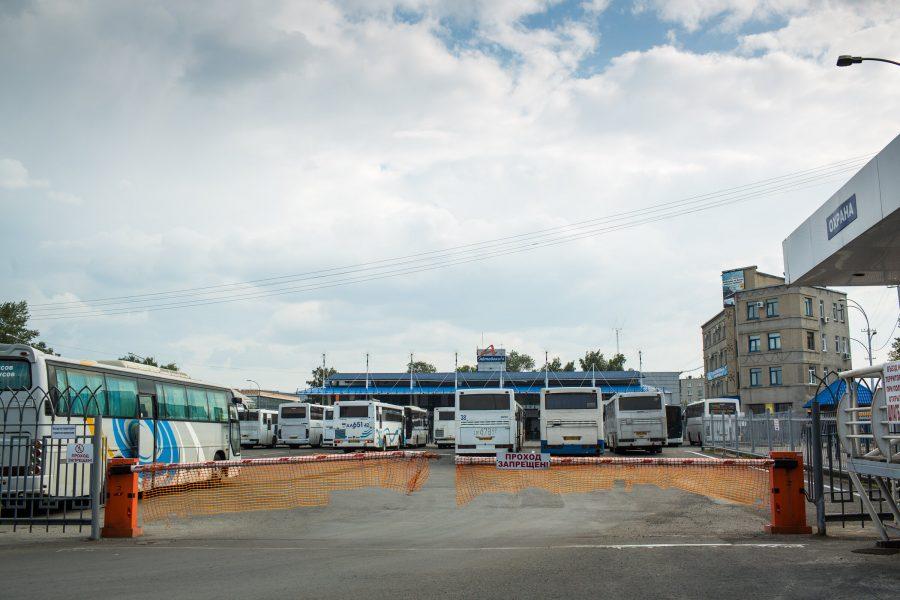 В Кузбассе в майские праздники изменится график движения междугородних автобусов