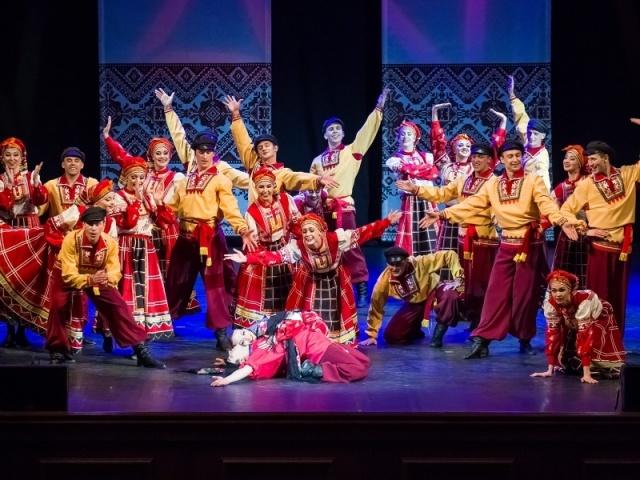 В кемеровской филармонии пройдёт «Танцевальный баттл»