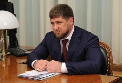 Глава Чечни Рамзан Кадыров выступил за продление президентского срока для Владимира Путина