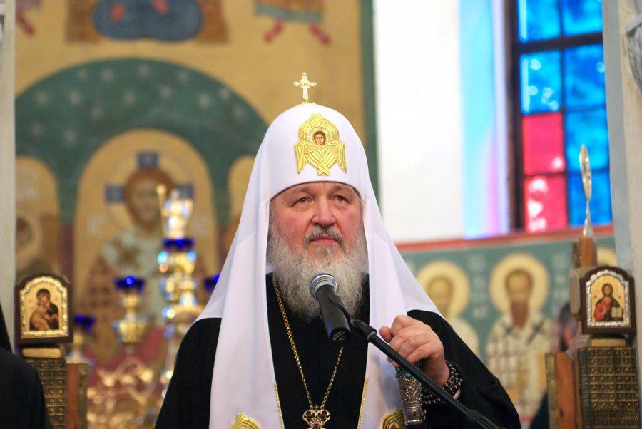 Патриарх Кирилл приедет в Кузбасс 3 мая