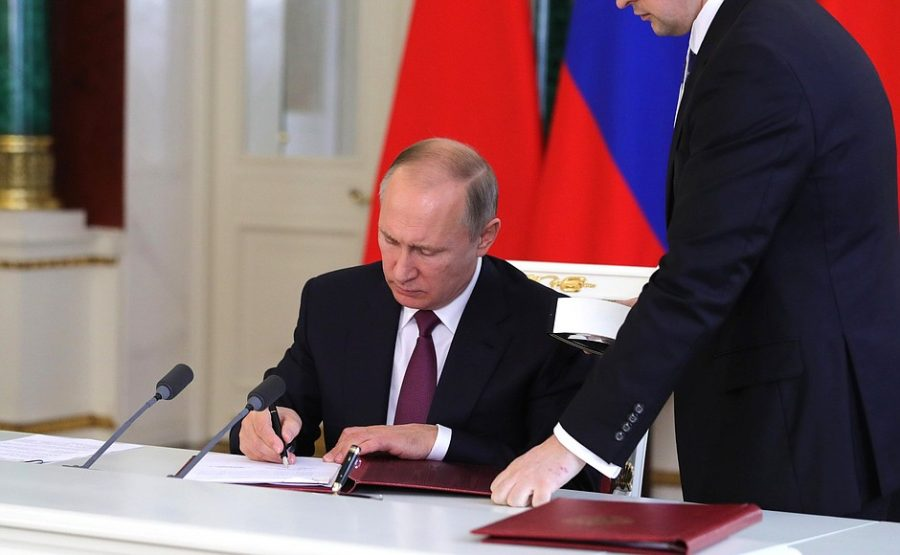 Путин назначил заместителя Тулеева Сергея Цивилева и.о. руководителя Кемеровской области