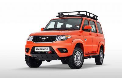 УАЗ представил новую экспедиционную спецверсию «Патриота»