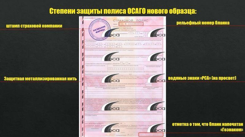 В Кузбассе будут судить продавцов поддельных полисов ОСАГО
