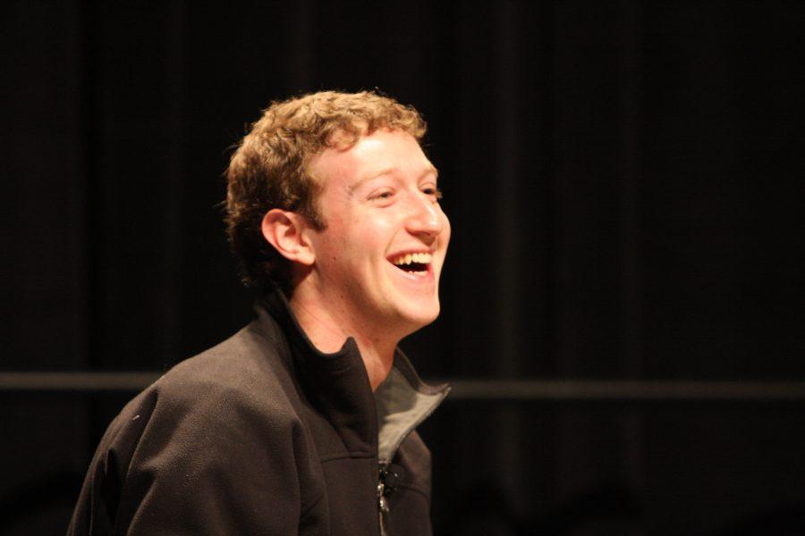 Фейсбук загод потратил 9 млн долларов наохрану Цукерберга