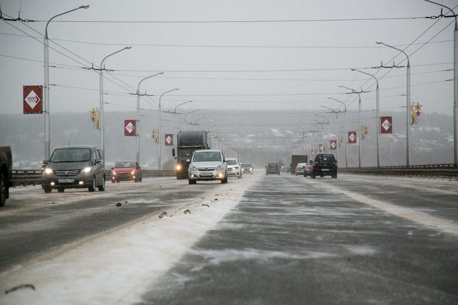 В Кемерове начало действовать весеннее ограничение движения тяжеловесных транспортных средств