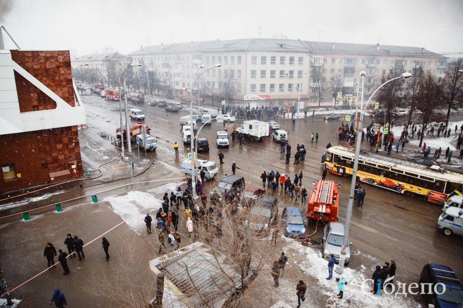После пожара в «Зимней вишне» прокуратура проверила более 6 тыс. объектов в России