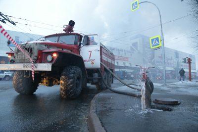 В Кузбассе введён особый противопожарный режим