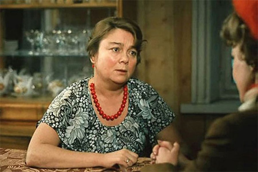 Умерла сыгравшая в фильме «Любовь и голуби» актриса Нина Дорошина