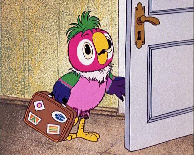 «Союзмультфильм» планирует снять продолжение мультфильма о попугае Кеше