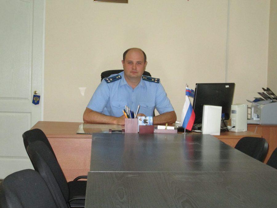 Назначен прокурор Анжеро-Судженска