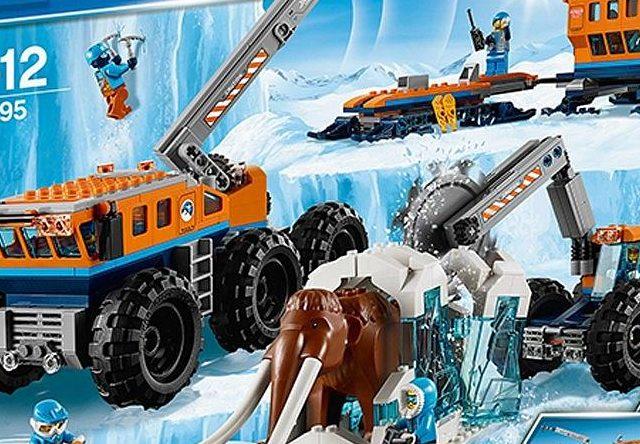 Палеонтологи раскритиковали новый набор Lego с техникой для раскопок