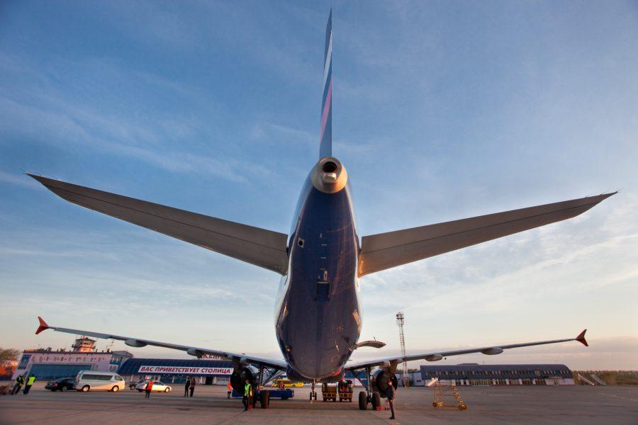 В Кемерове задержали вылет самолёта до Москвы