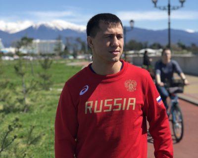 Сибиряк Роман Власов в третий раз стал чемпионом Европы по греко-римской борьбе (видео)