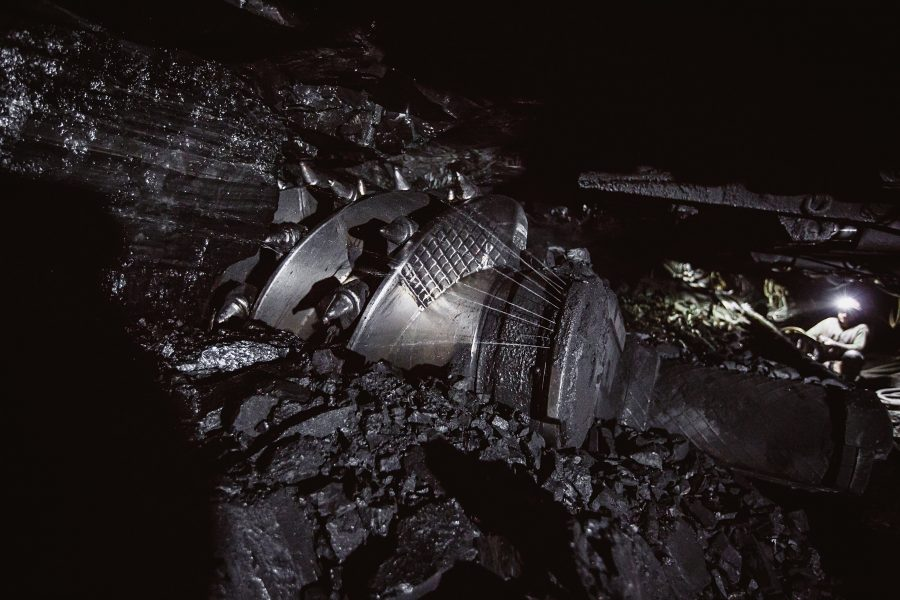 В Кузбассе на шахте «Грамотеинская» произошло задымление, эвакуировались 54 горняка