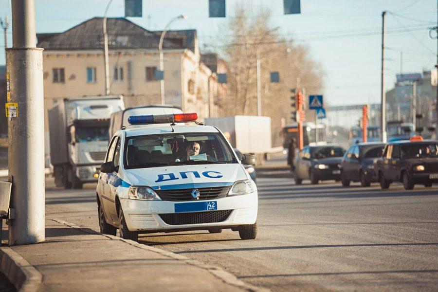 В Прокопьевске полиция изъяла поддельный полис ОСАГО у 25-летней автомобилистки
