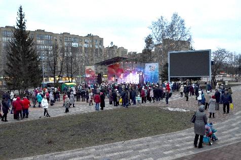 В Кемерове на бульваре Строителей покажут прямые трансляции матчей ЧМ по футболу 2018