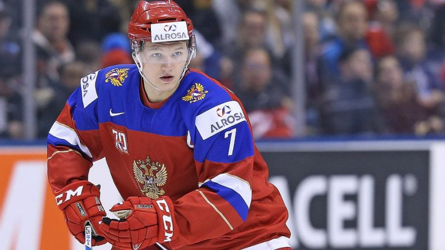 Сборная России по хоккею в четвертьфинале ЧМ встретится с канадцами
