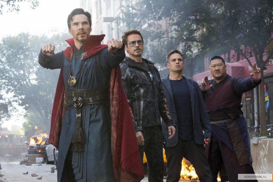 Новые «Мстители» за 11 дней собрали 1 миллиард долларов