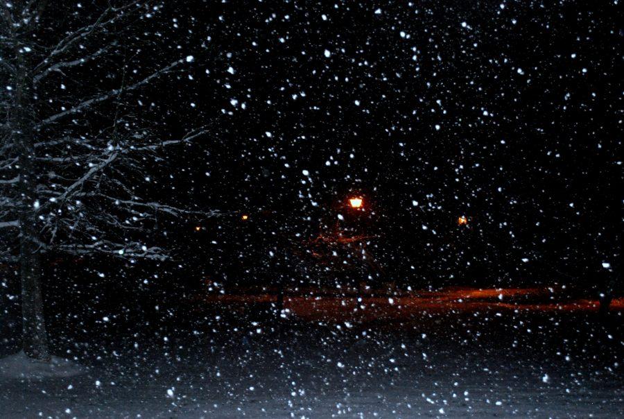 На неделе в Кузбассе будет идти мокрый снег по ночам