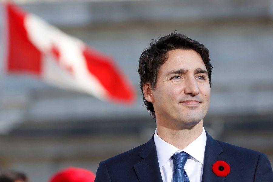 Премьер-министра Канады оштрафовали на $100 за солнцезащитные очки
