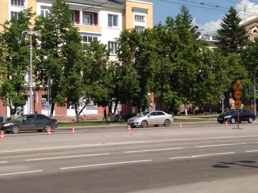 14 июня в Кемерове начнётся третий этап капремонта Советского проспекта