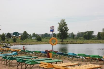 В Кузбассе открыты шесть пляжей и 23 места отдыха у воды