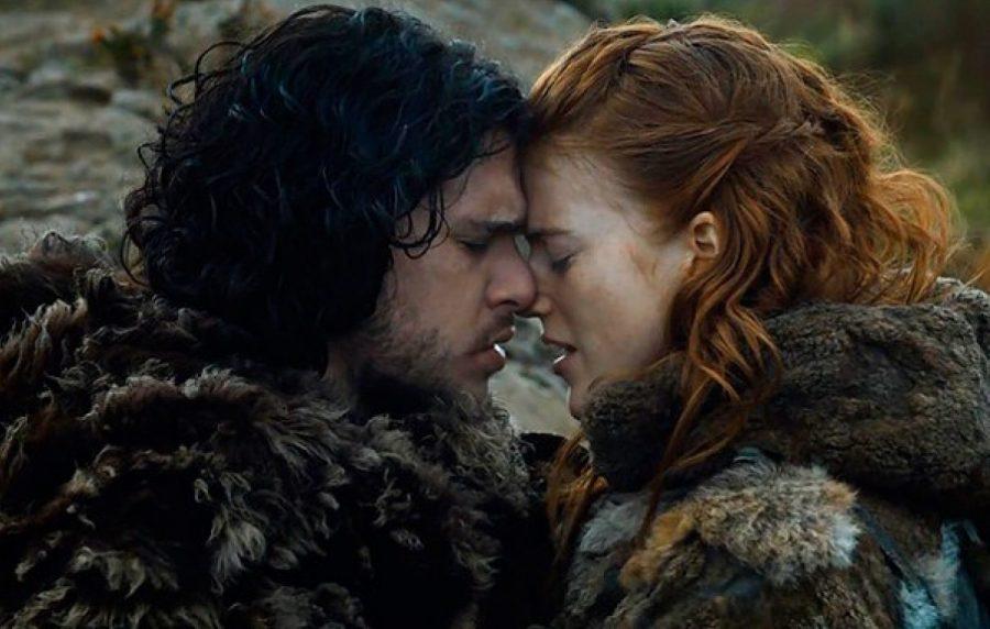 В Шотландии звёзды сериала «Игра престолов» сыграли свадьбу