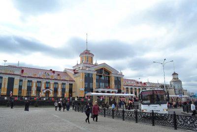 На новокузнецком железнодорожном вокзале открыли тренажёрный зал для клиентов комнат отдыха