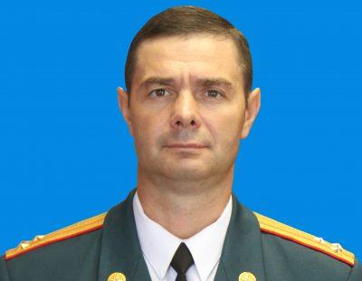В обладминистрации представили и.о. начальника кузбасского ГУ МЧС