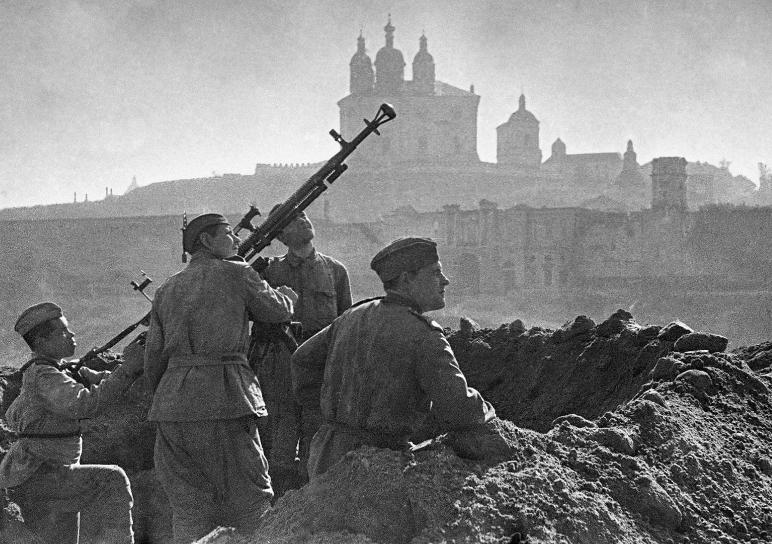 Минобороны РФ обнародовало рассекреченные документы о Великой Отечественной войне