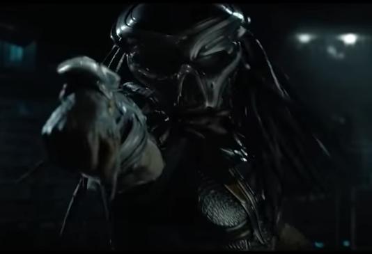 Студия Fox представила 2-ой  трейлер фильма «Хищник»