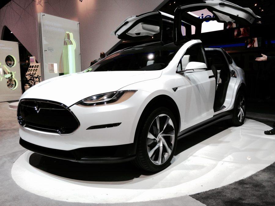 Продажи электромобилей в России увеличились в два раза