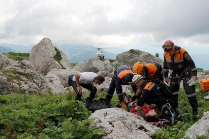 Спасатели сообщили об увеличении количества происшествий с туристами в Сибири