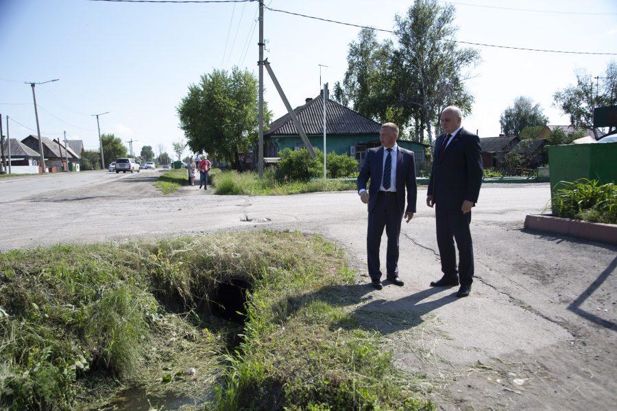 Белово получит 30 млн рублей на ремонт дороги на улице Пролетарская
