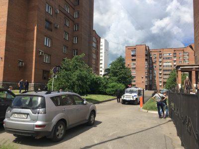 Появилось видео убийства многодетной матери в Новокузнецке