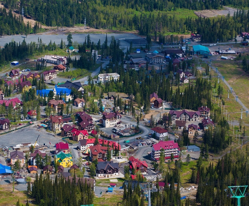 Поселок жатай фото