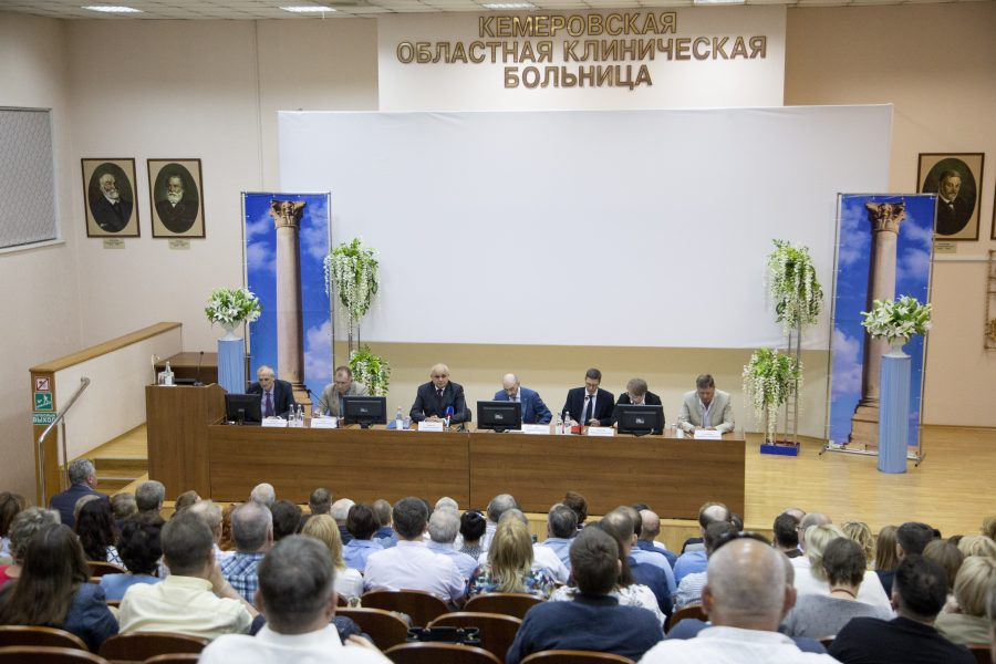 В Кузбассе организуют дополнительное обучение специалистов-трансплантологов