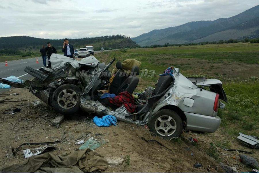 В Бурятии при ДТП погибли трое кузбассовцев, в том числе 17-летний подросток