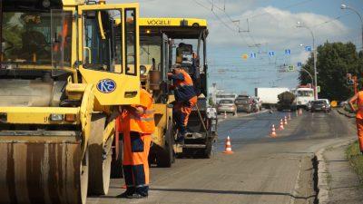 В мэрии Кемерова рассказали о ходе ремонта дороги на Искитимском мосту