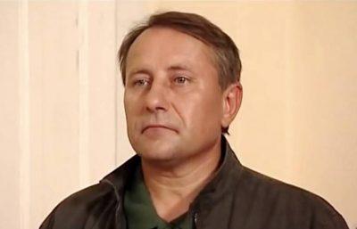 Во время прогулки скончался актёр Сергей Шеховцов