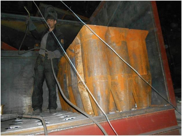 На двух котельных Прокопьевска устанавливают оборудование для очистки воздуха
