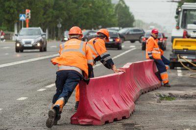 В Рудничном районе Кемерова временно перекроют улицу из-за ремонта теплосетей