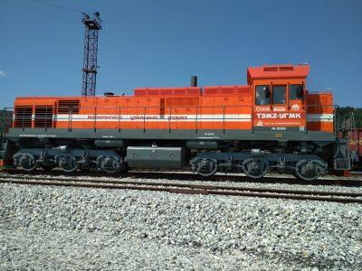 УК «Кузбассразрезуголь» модернизировала 15 локомотивов ТЭМ-2