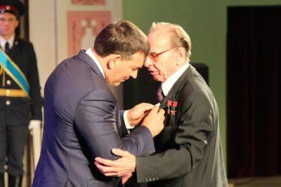 Мэр Новокузнецка поздравил горожан с 400-летием города