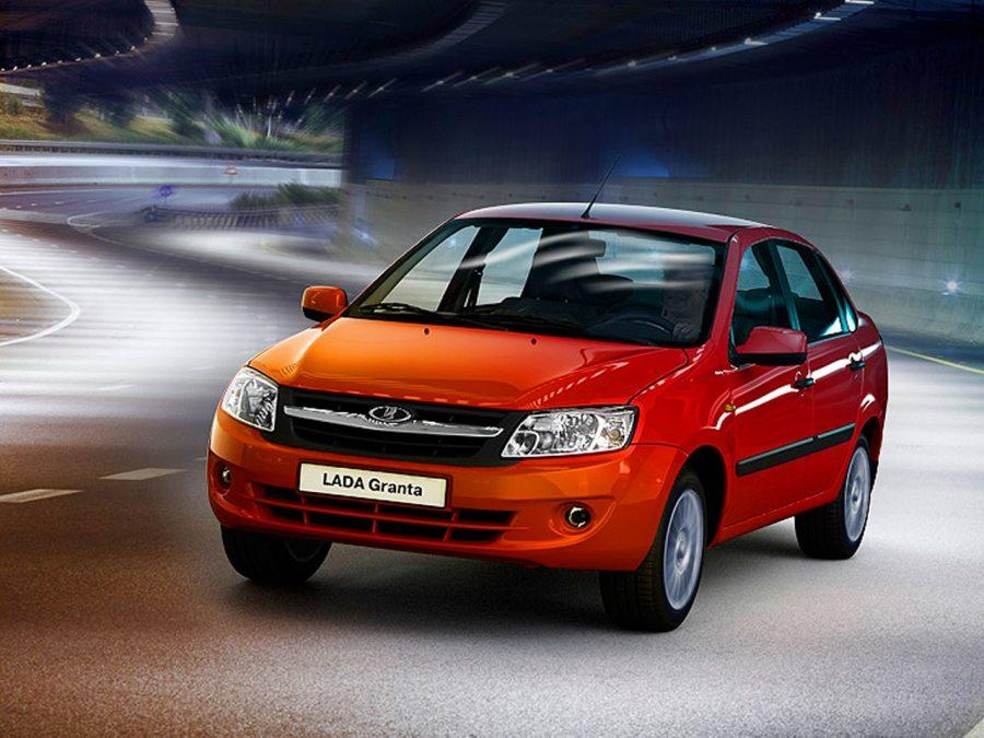 В РФ составили рейтинг из 10-ти самых недорогих авто