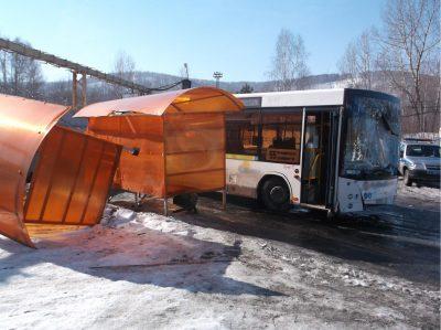 В Новокузнецке будут судить водителя автобуса за ДТП с одним погибшим и двумя пострадавшими
