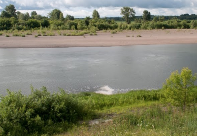 В Кузбассе в реке утонул мужчина