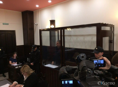 СК хочет продлить арест экс-главы кузбасского ГУ МЧС, обвиняемого по делу «Зимней вишни»