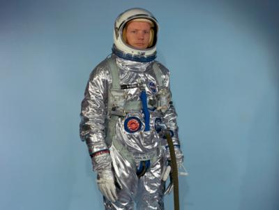 В США личные вещи первого человека на Луне выставят на аукционах