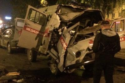 В Новокузнецке возбудили дело по факту смертельного ДТП с участием автомобиля скорой помощи
